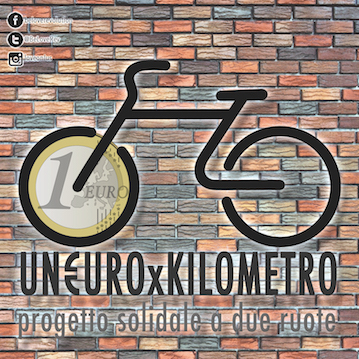 1€1km - flyer FRONTE